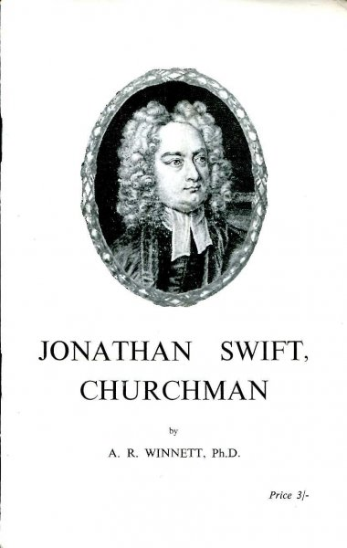 Image for Jonathan Swift, Churchman