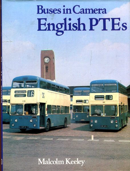 Image for Buses in Camera : English P.T.E.'s