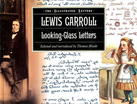 Image for Lewwis Carroll Looking Glass Letters