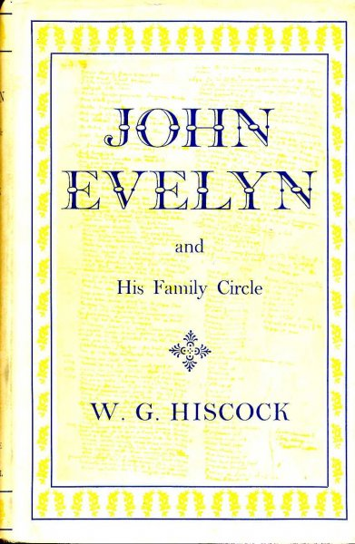 Image for John Evelyn and his family circle