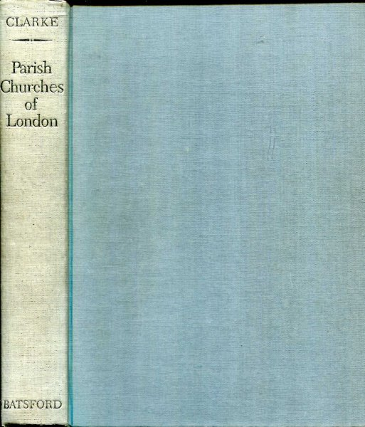 Image for Parish Churches of London