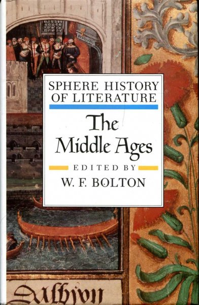 Image for Sphere History of Literature : The Middle Ages