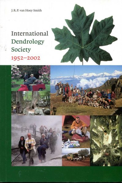 Image for International Dendrology Society 1952-2002
