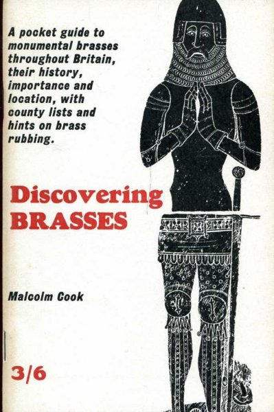 Image for Discovering Brasses