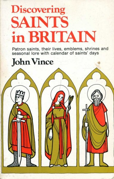 Image for Discovering Saints in Britain
