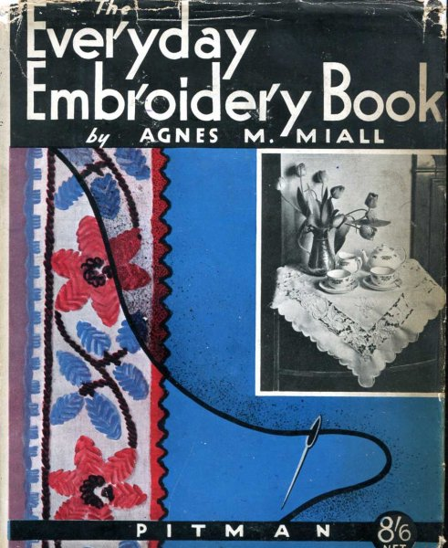Image for The Everyday Embroidery Book