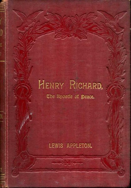 Image for Memoirs of Henry Richard - the apostle of peace