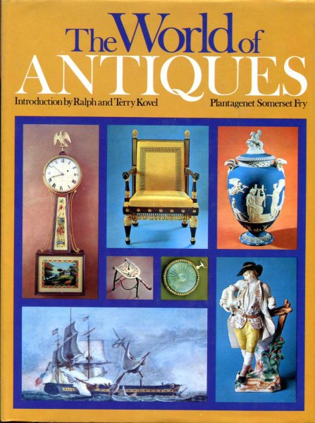 Image for The World of Antiques