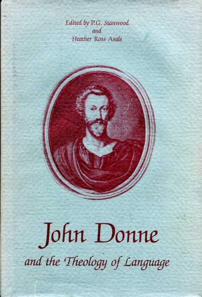 Image for John Donne and the Theology of Language