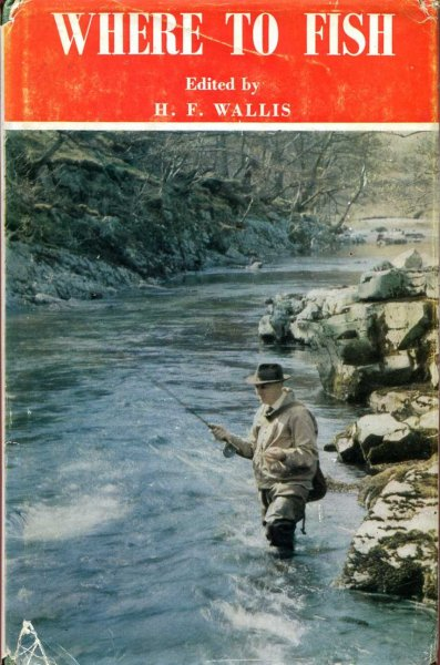 Image for Where to Fish 1971-1972 : The Field Guide to the Fishing in Rivers and Lakes