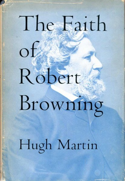 Image for The Faith of Robert Browning