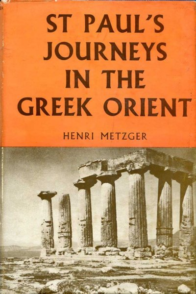 Image for St Paul's Journeys in the Greek Orient