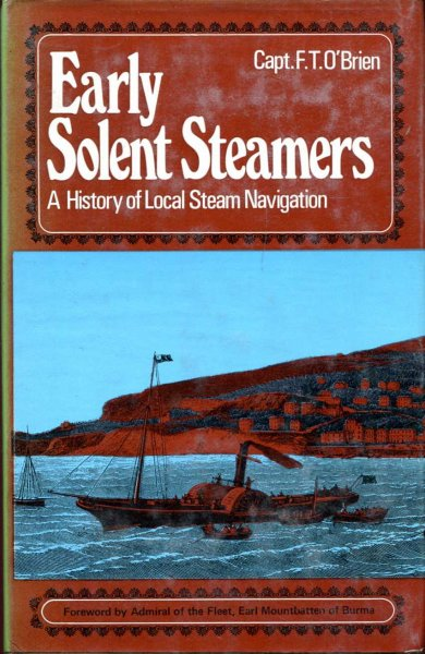 Image for Early Solent Steamers : A  History of Local Steam Navigation