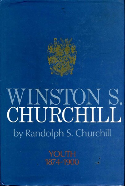 Image for Winston S Churchill, Volume I Youth 1874-1900