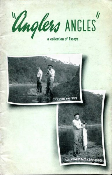Image for Anglers Angles - a collection of essays