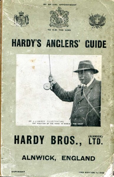 Image for Hardy's Anglers' Guide 48th edition