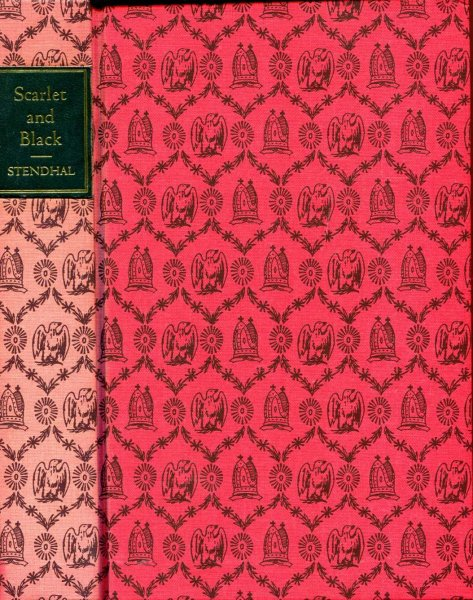 Image for Scarlet and Black, A Chronicle of the Nineteenth Century