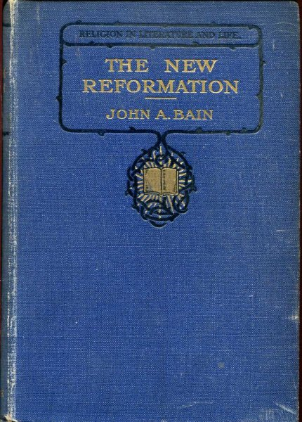 Image for The New Reformation, recent evangelical movements in the Roman Catholic Church