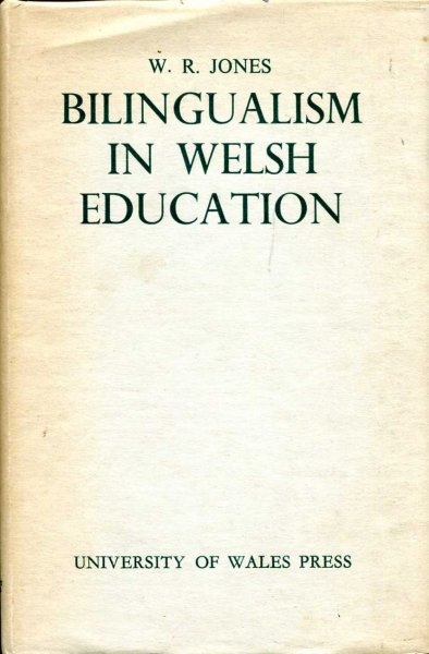 Image for Bilingualism in Welsh Education