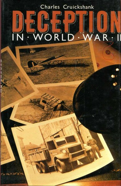 Image for Deception in World War II