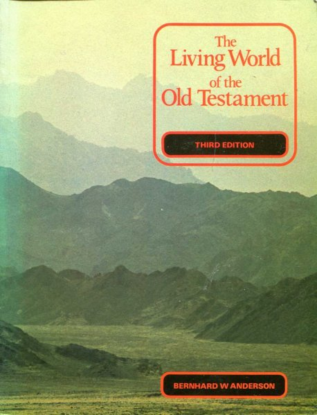 Image for The Living World of the Old Testament