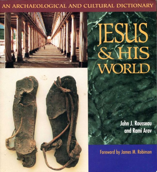 Image for Jesus and His World : An Archaeological and Cultural Dictionary