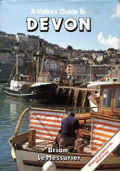 Image for A Visitor's Guide to Devon