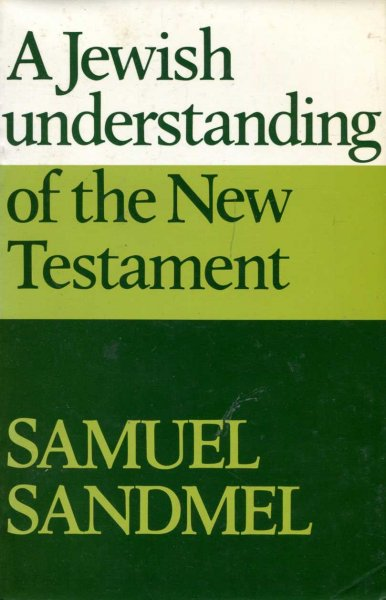 Image for A Jewish Understanding of the New Testament