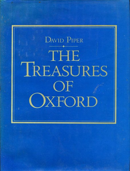 Image for The Treasures of Oxford