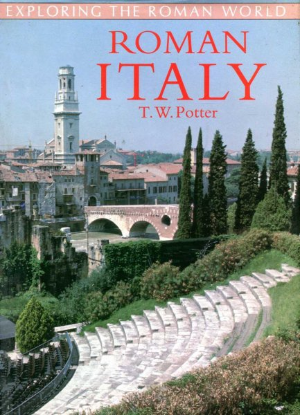 Image for Roman Italy (exploring the Roman World)