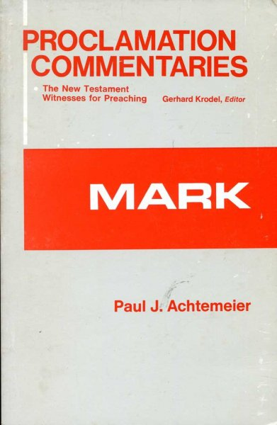 Image for Mark (Proclamation Commentaries)