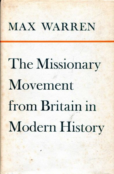 Image for The Missionary Movement from Britain in Modern History