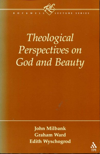Image for Theological Perspectives on God and Beauty