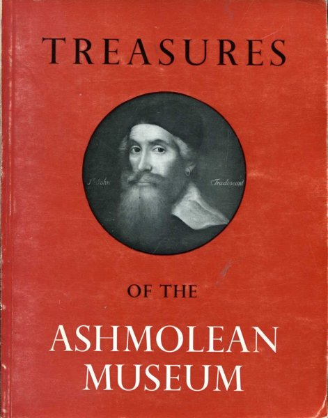 Image for Treasures of the Ashmolean Museum