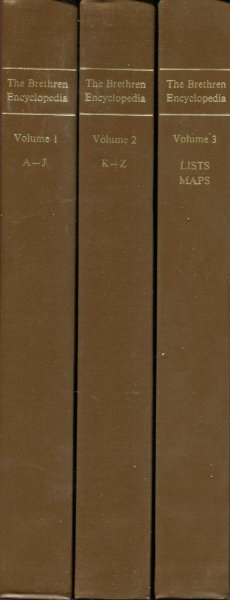 Image for The Brethren Encyclopedia (three volumes)