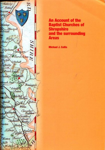 Image for An Account of the Baptist Churches of Shropshire and the Surrounding Areas