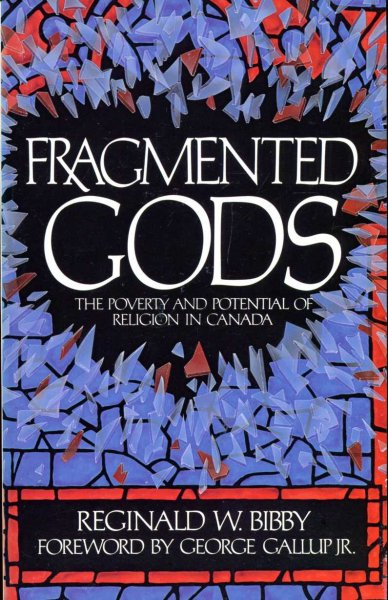Image for Fragmented Gods - the poverty and potential of religion in America