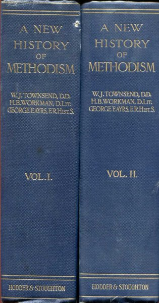 Image for A New History of Methodism (two volumes)