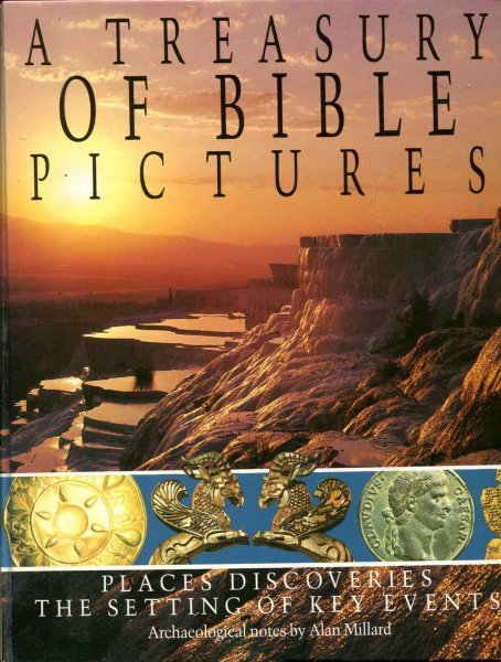 Image for A Treasury of Bible Pictures