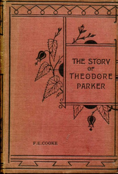 Image for The Story of Theodore Parker