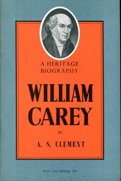 Image for William Carey 1761-1834