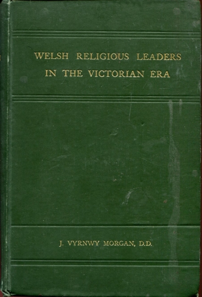 Image for Welsh Religious Leaders of the Victorian Era