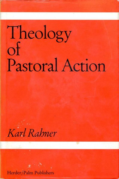 Image for Theology of Pastoral Action