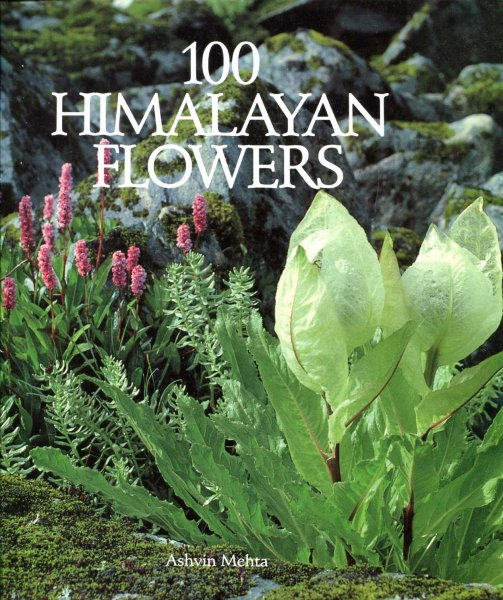 Image for 100 Himalayan Flowers