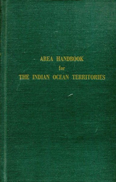 Image for Area Handbook for The Indian Ocean Territories