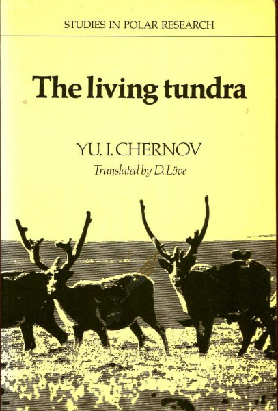 Image for The Living Tundra (Studies in Polar Research)