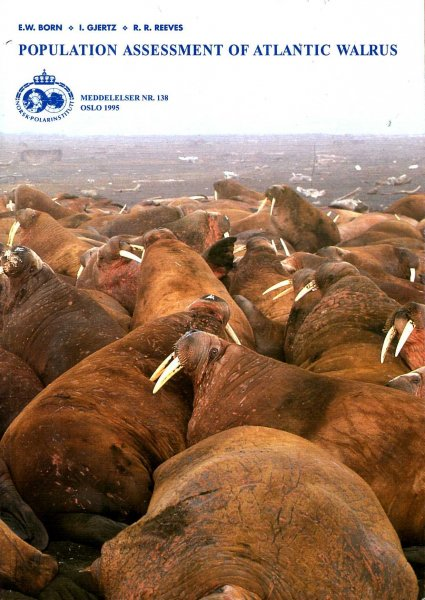 Image for Population Assessment of Atlantic Walrus - Meddelelser Nr 138