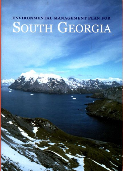 Image for Environmental Management Plan for South Georgia