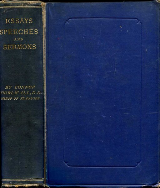 Image for Essays, Speeches and Sermons