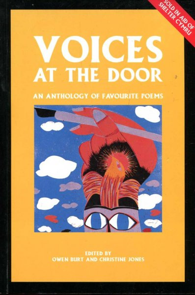 Image for Voices at the Door - an anthology of favourite poems